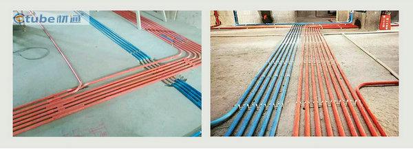 彩色PVC穿万博manbetx官网主页道的发展创新